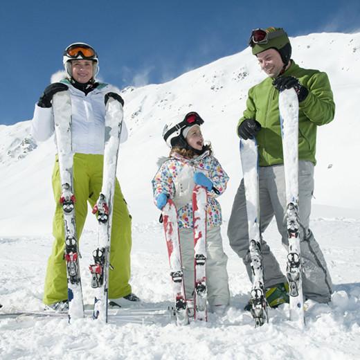 location equipement ski alpin