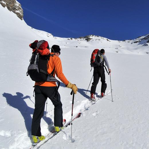 location ski rando