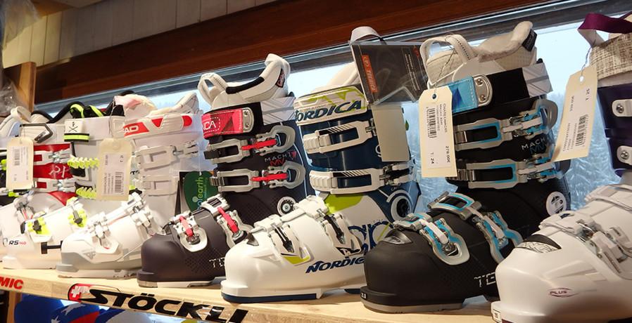 Réservez vos ski en ligne ?